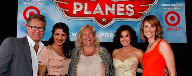 World Premiere of Disney's Planes, Image: The Walt Disney Company