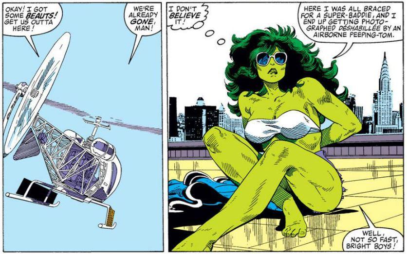 Fantastic Four #275  Image: Copyright Marvel