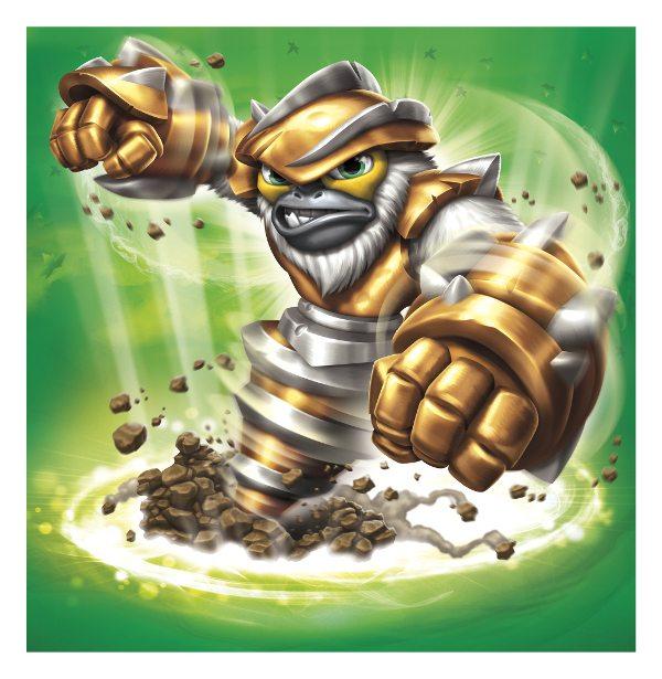 Grilla Drilla - Skylanders Swap Force