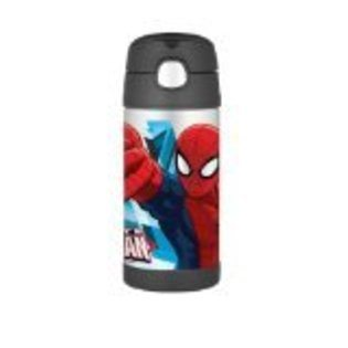 Ultimate Spider-Man Funtainer bottle by Thermos.