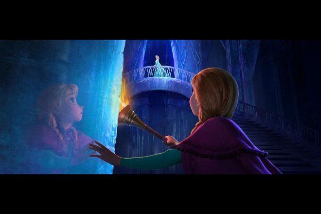 Anna and Elsa, Image: Disney