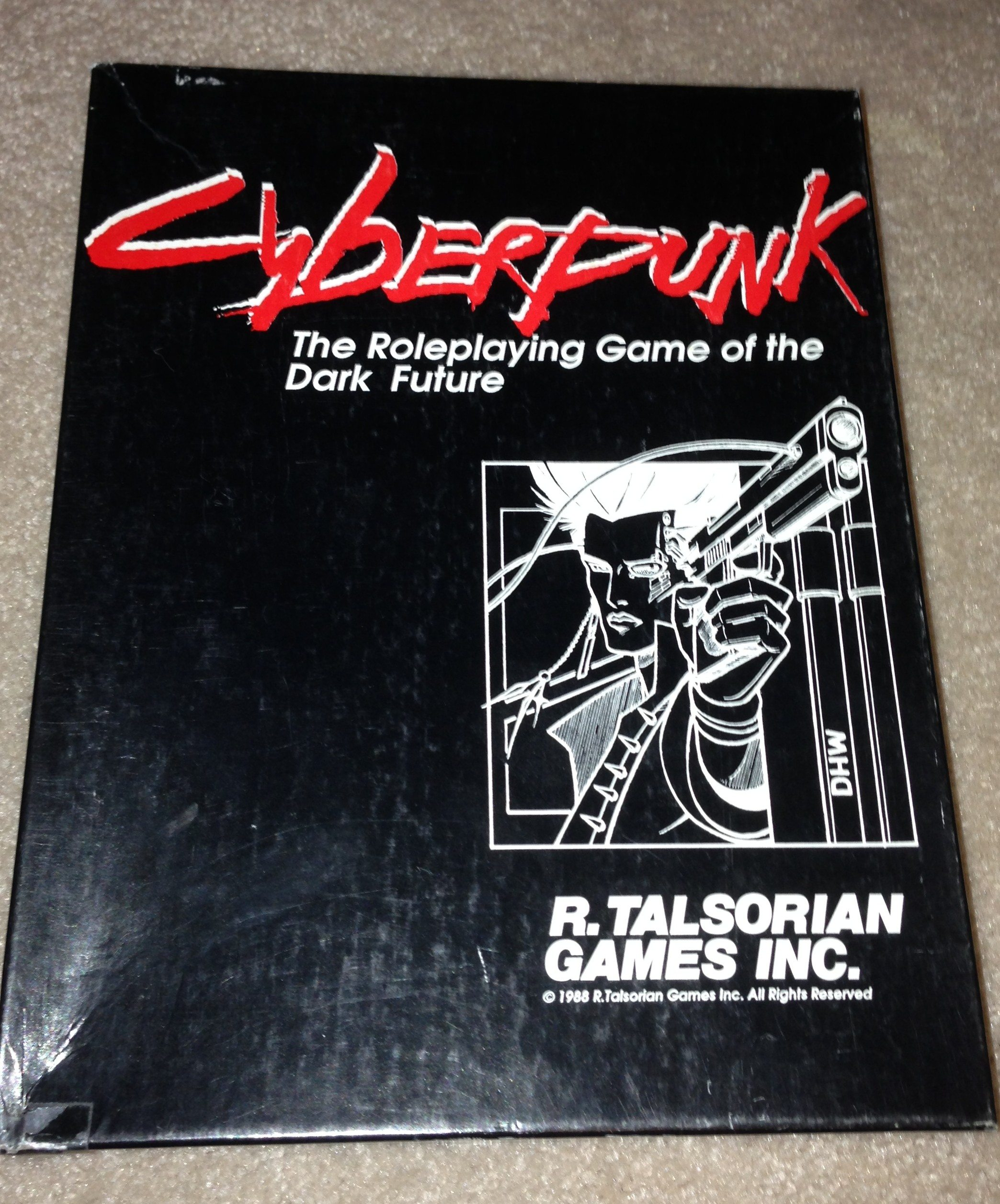 Cyberpunk RPG