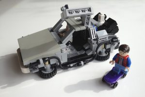 Flying mode (with seating fixed)