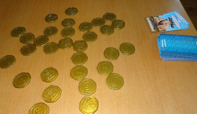 Scallywags coins