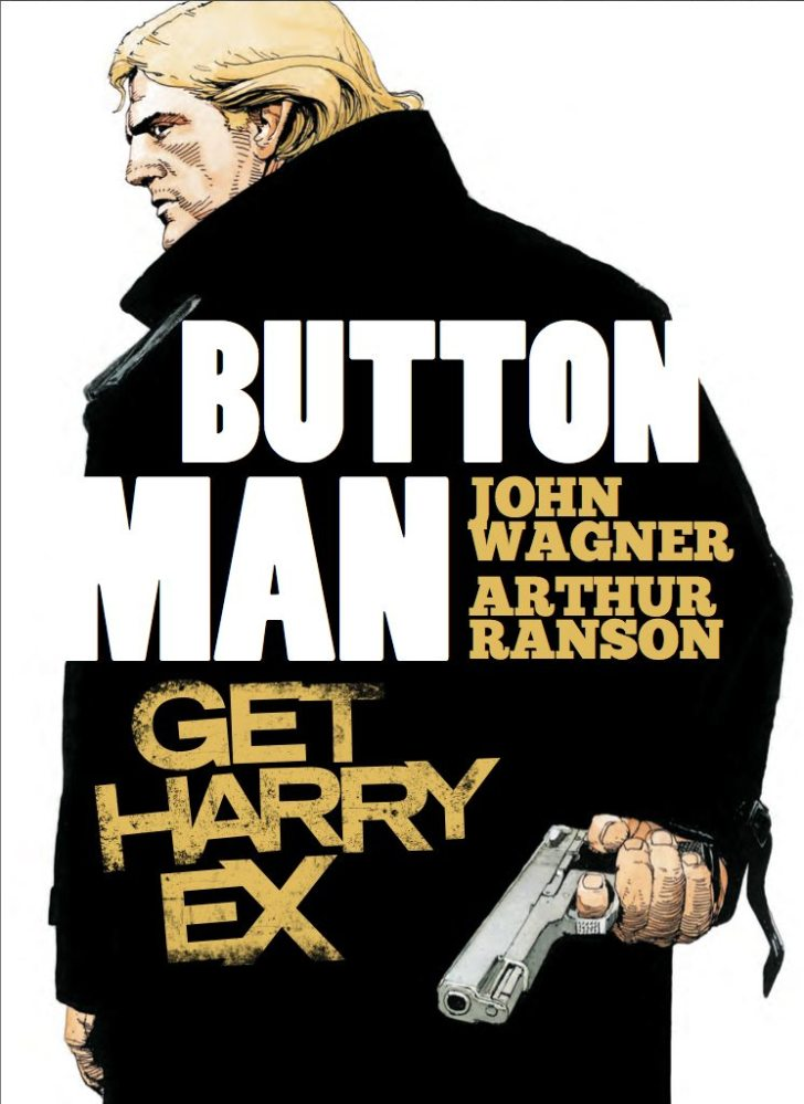 Button Man cover
