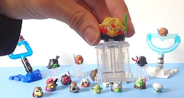 Angry Birds Does Skylanders