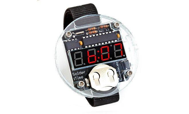 Solder: Time