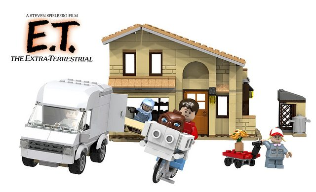 ET LEGO Cuusoo by TJ Spencer