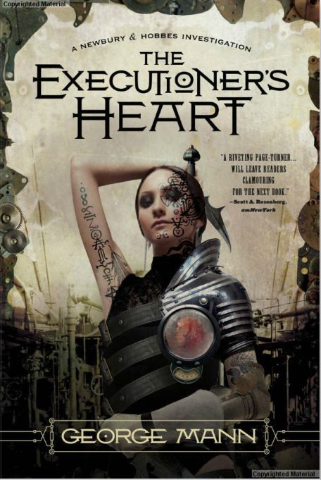 Executioner's Heart Cover