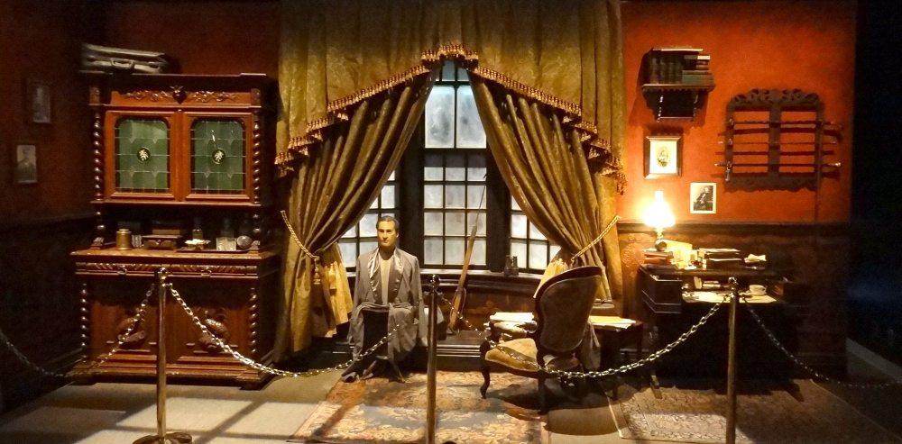 221B Baker Street