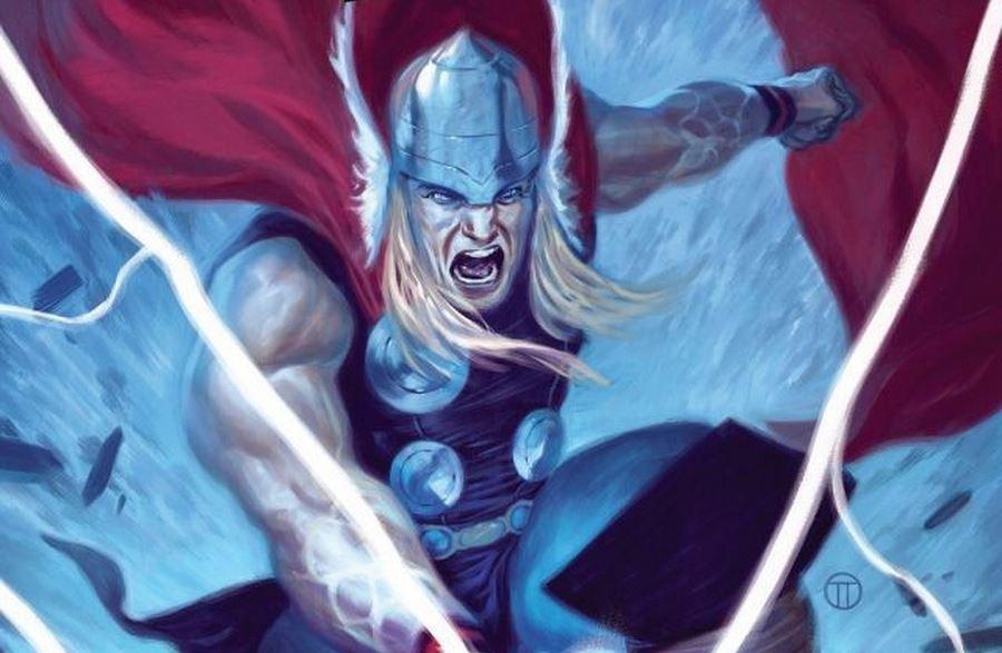 Thor: Season One  Image: Marvel