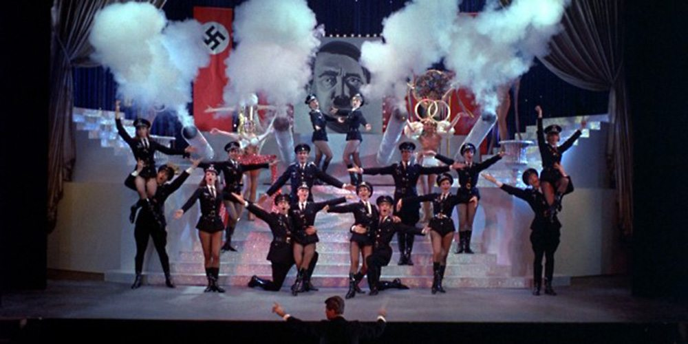 """Springtime for Hitler, and Germany..."""