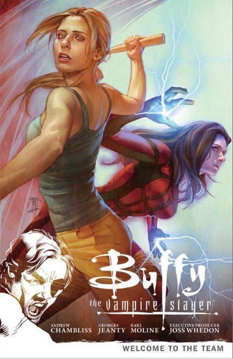 Buffy Season 9, Volume 4  Image: Dark Horse