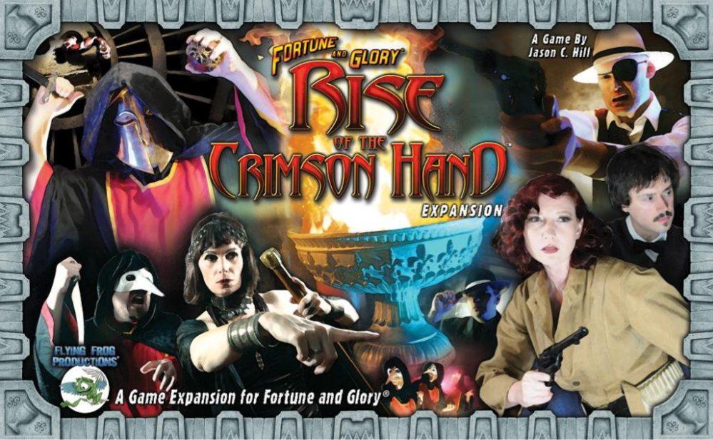 Rise of the Crimson Hand