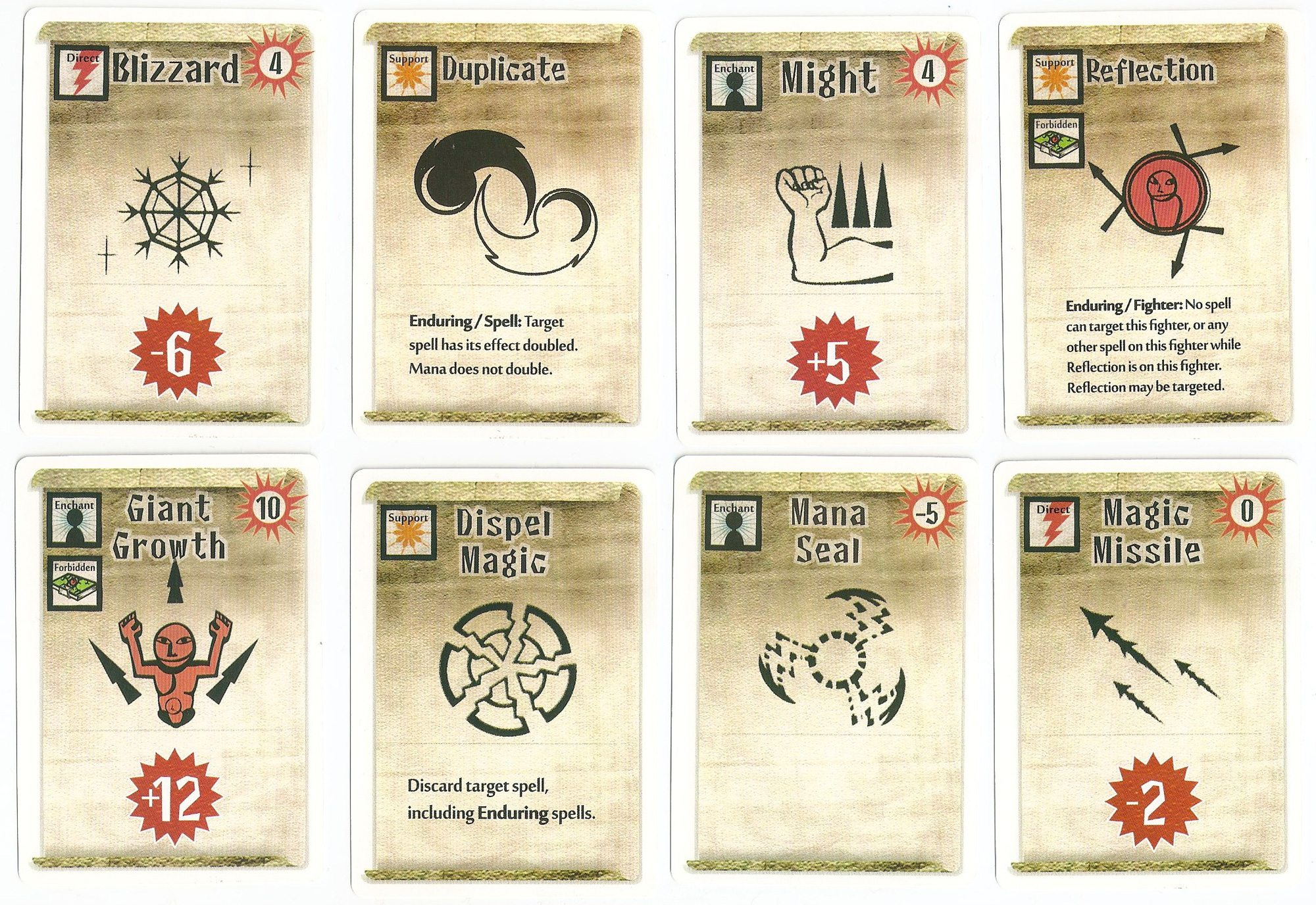 Cheaty Mages spells