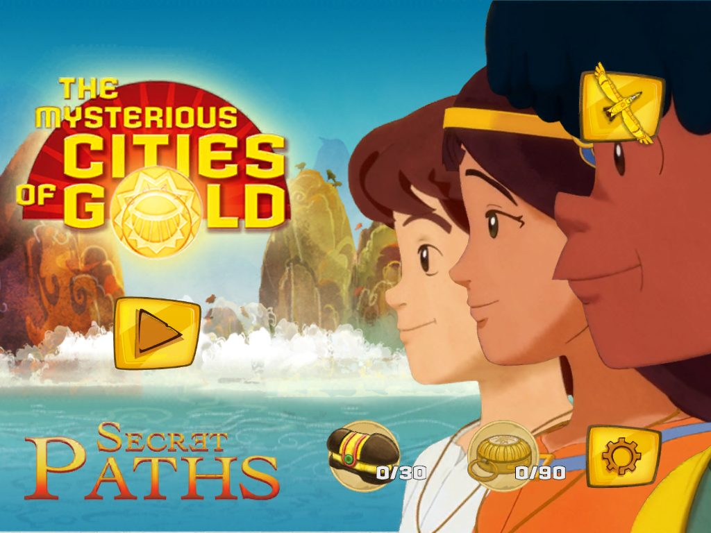 Mysterious Cities of Gold