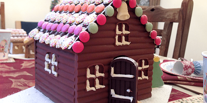 Chocolate House © Sophie Brown
