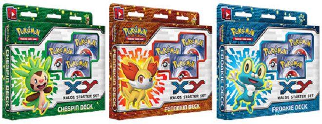 Pokémon TCG: XY Series