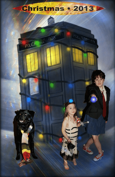 2013: Two Doctors and a Dalek
