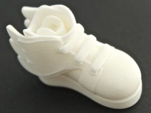 The 3D printing is very high quality