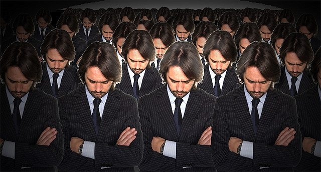 Clones are people two, or three, or four... Photo Credit: http://www.flickr.com/photos/ashatenbroeke/4367373081