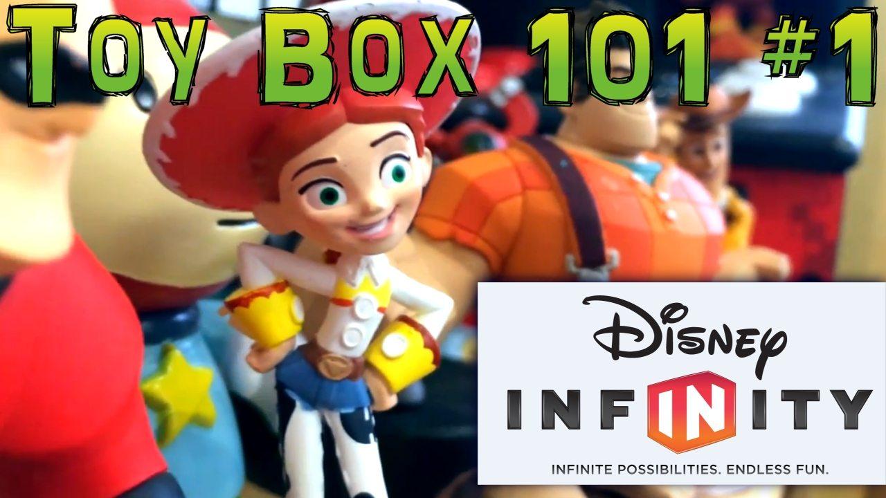 Disney Infinity Toy Box