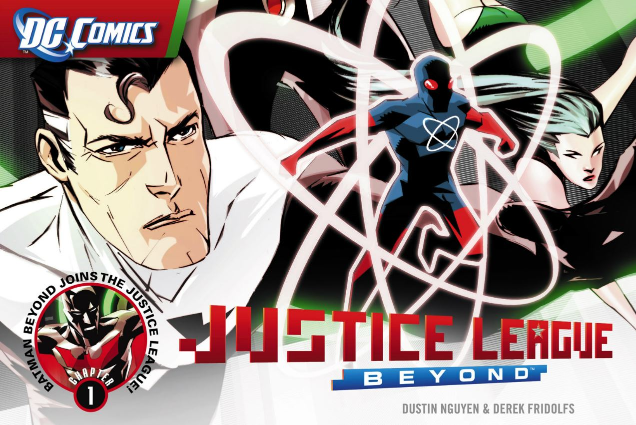 Justice League Beyond  Image: DC Comics