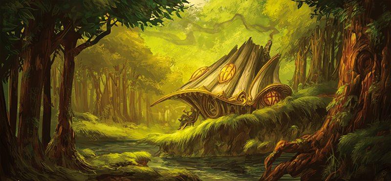 Lagoon: Gruu's Refuge