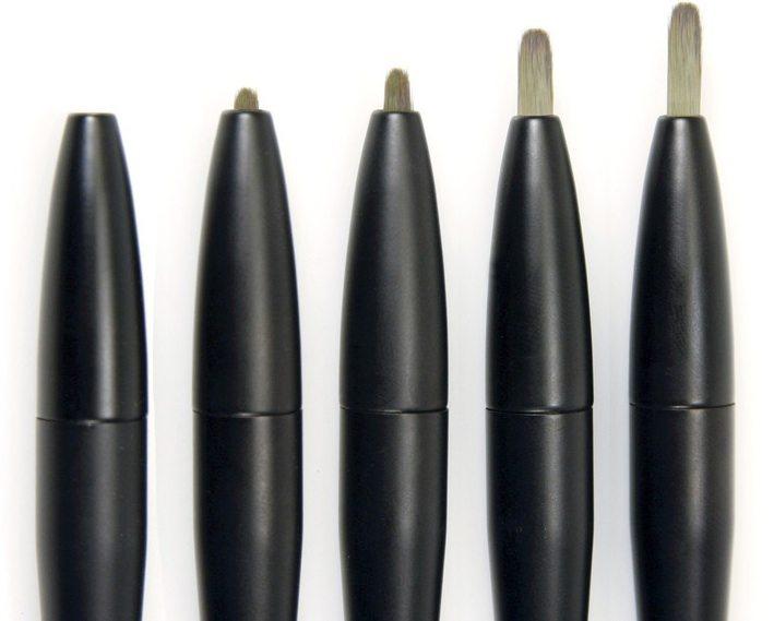 Nomad Mini 2 Portable Paintbrush Stylus has retractable tip