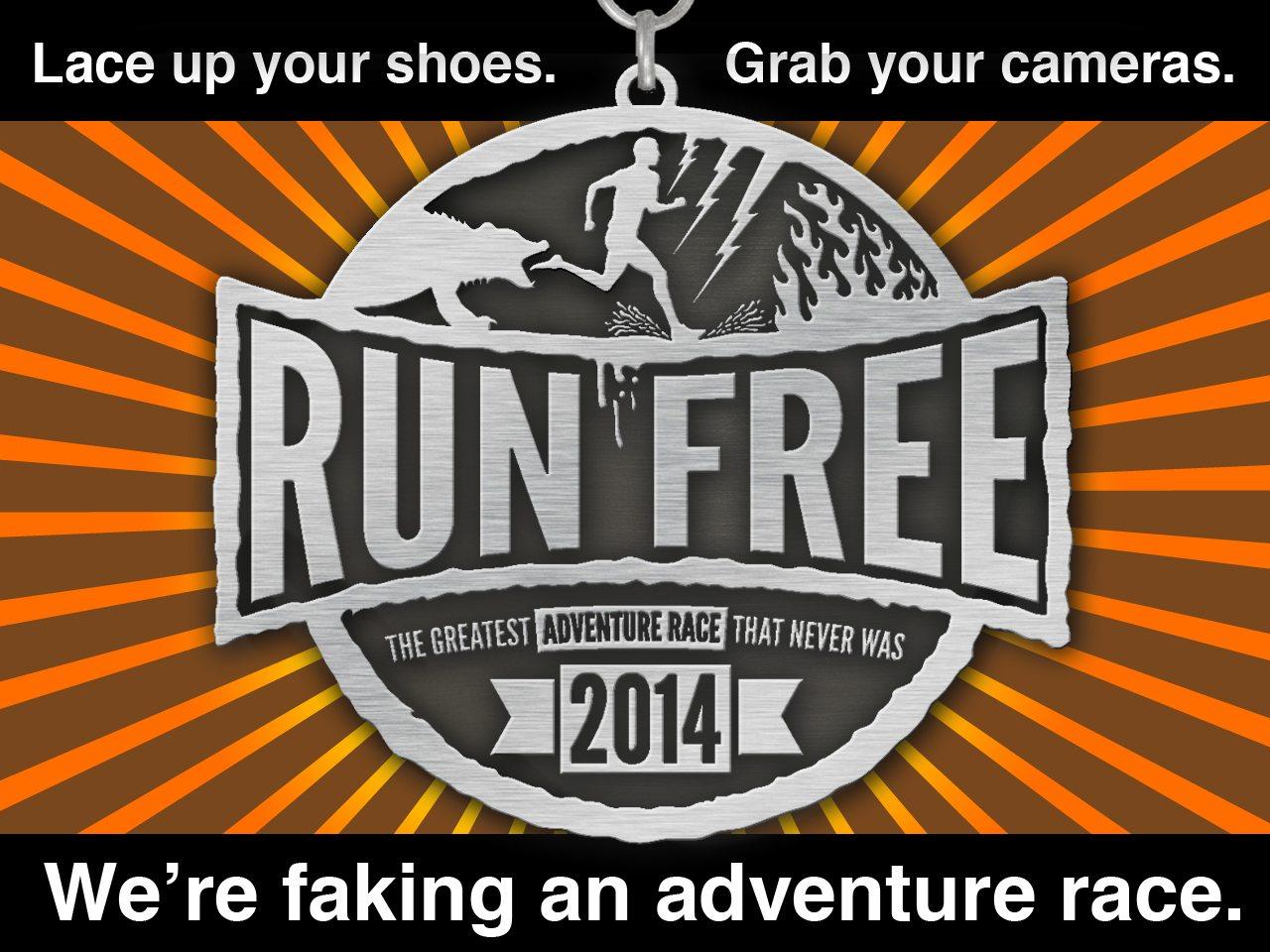 Run Free Race 2014