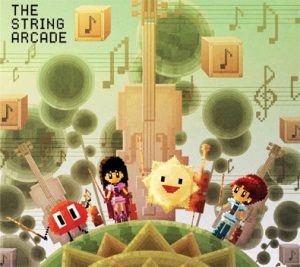 The String Arcade - cover