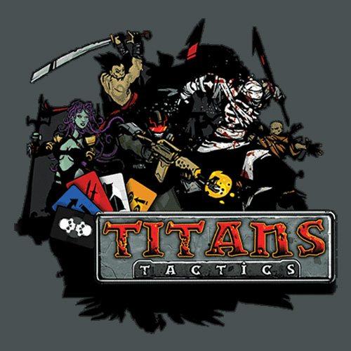 Titans Tactics cover
