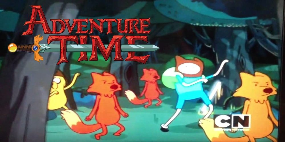 Adventure Time - What Does teh Fox Say