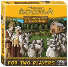 Agricola All Creatures box