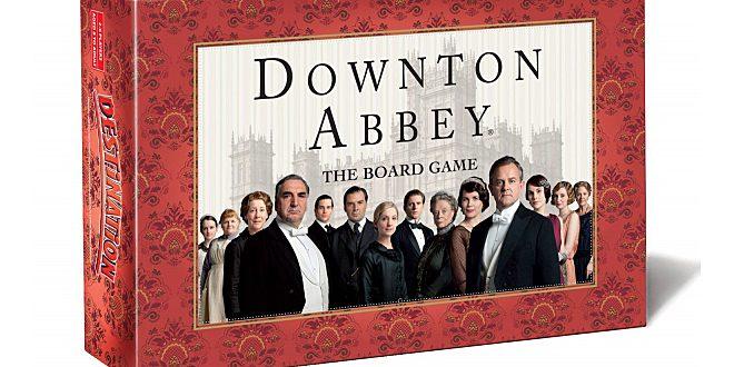 Destination Downton Abbey © Destination Board Games