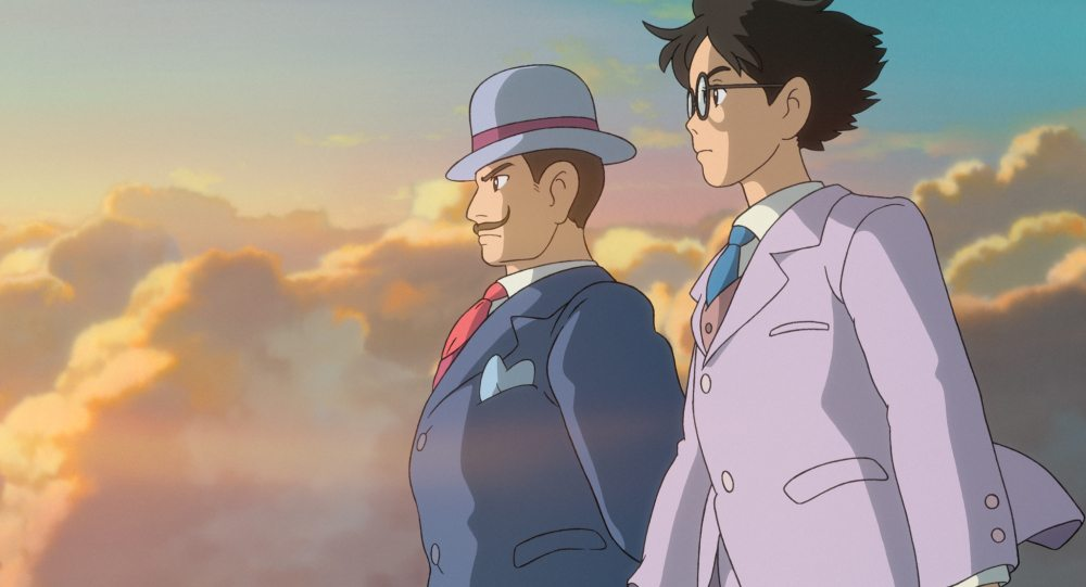 A still from The Wind Rises