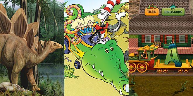 Reptile Apps © Smithsonian/Dr Seuss/PBS Kids