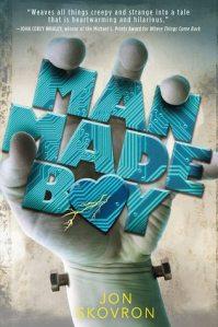 Man Mad Boy by Jon Skovron