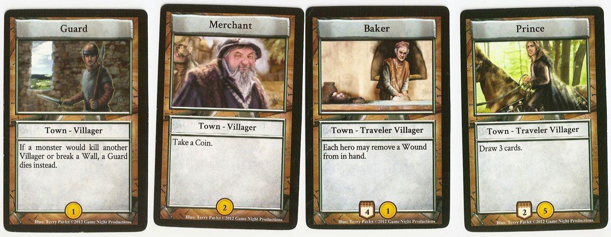 Shadowrift villagers