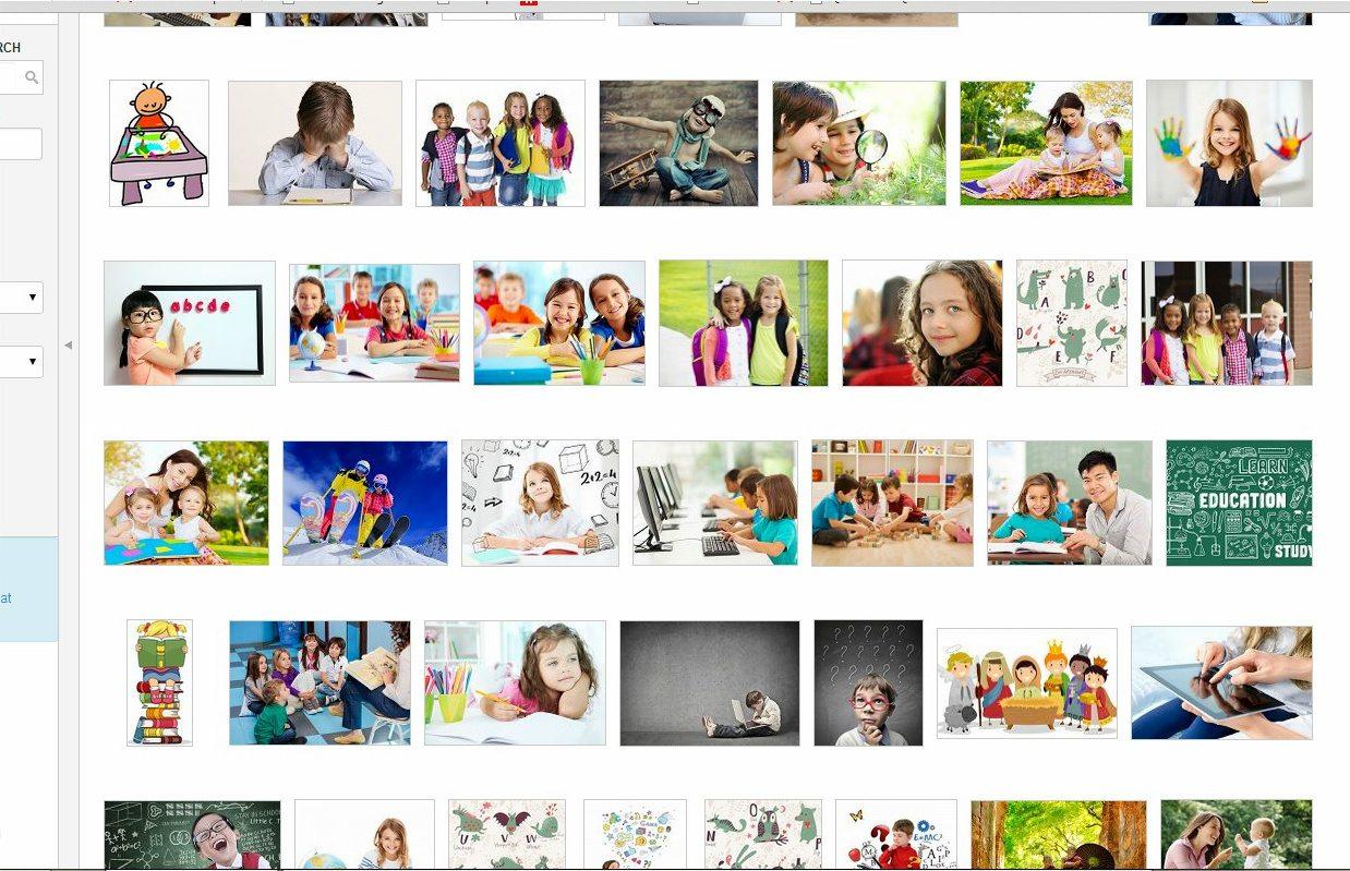 stock photo bias,