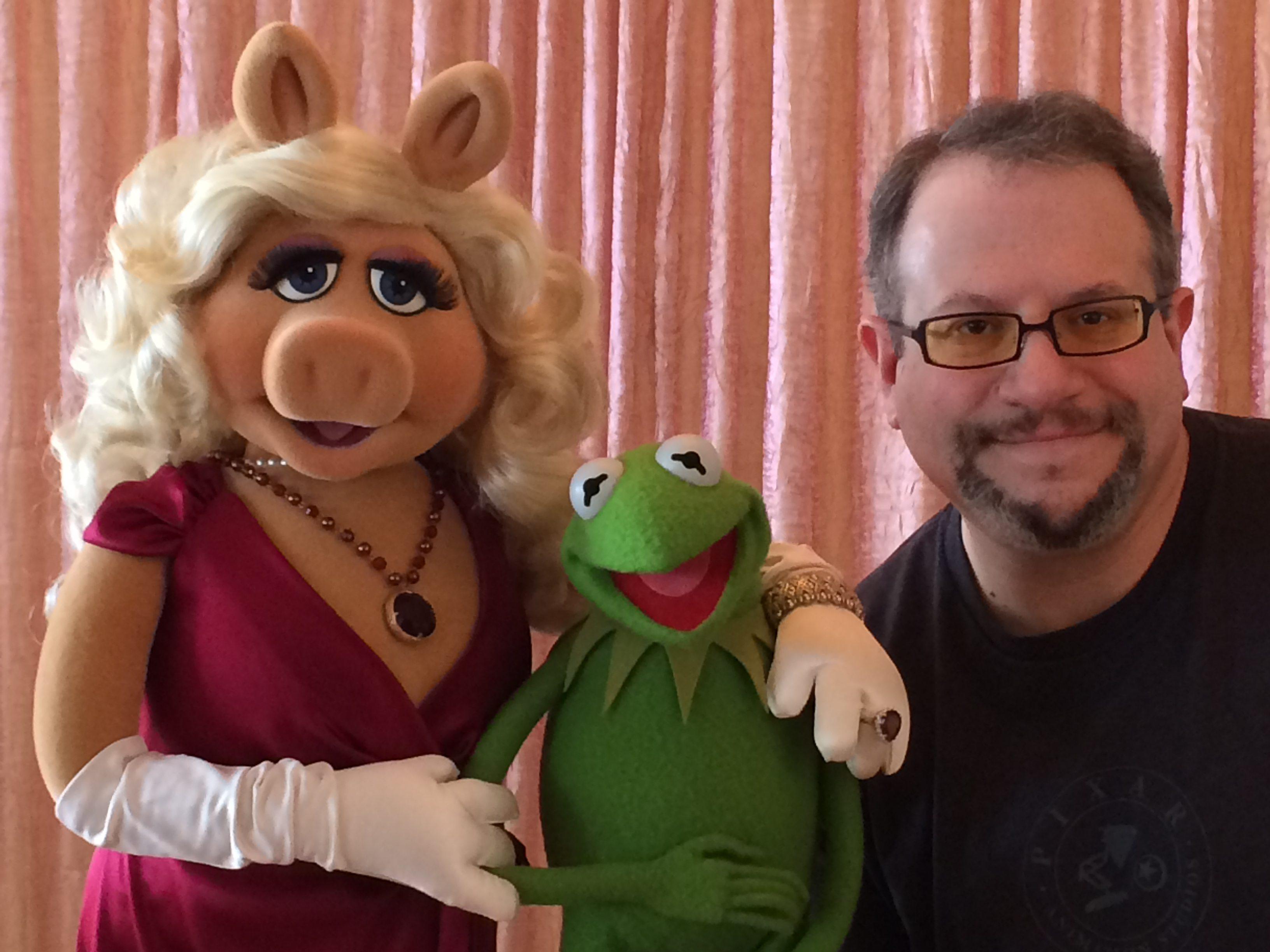 Matt Blum and Muppets