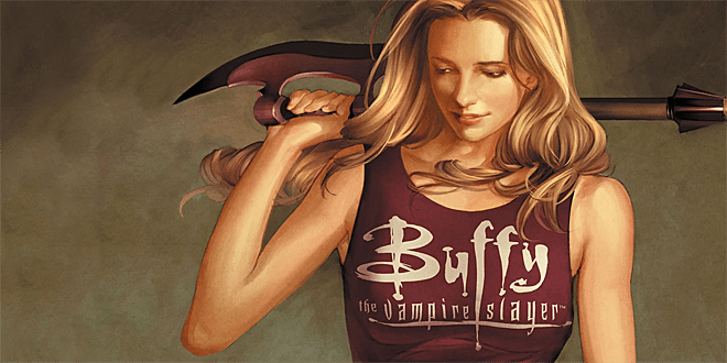 Buffy the Vampire Slayer © Dark Horse