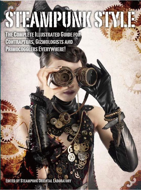 Steampunk Style Cover