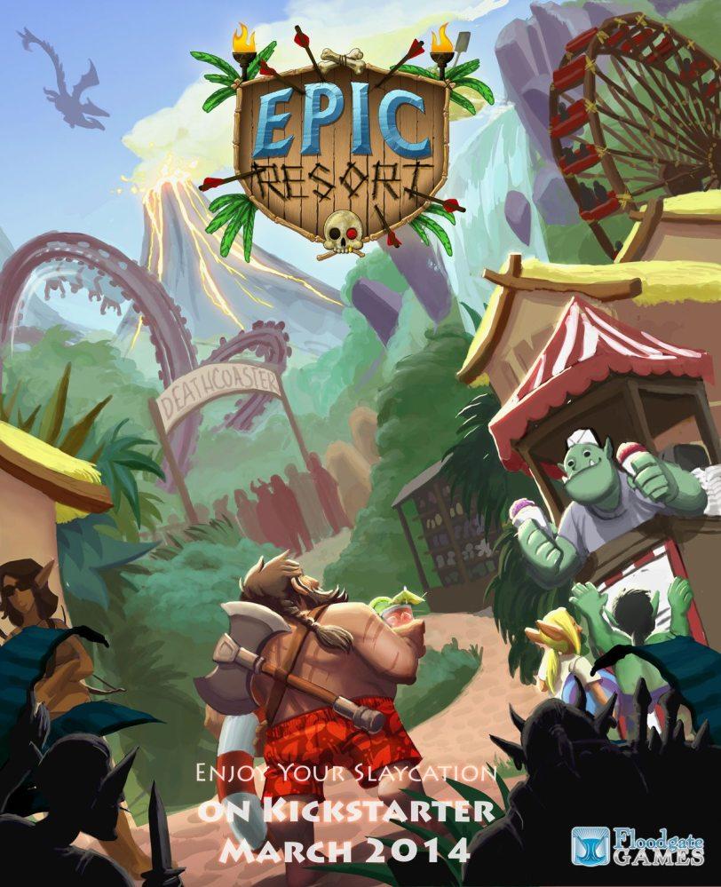 Epic Resort poster