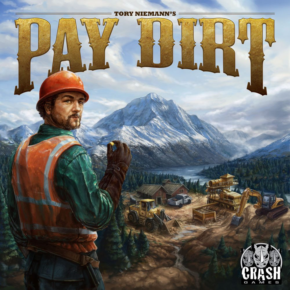 Pay Dirt Cover