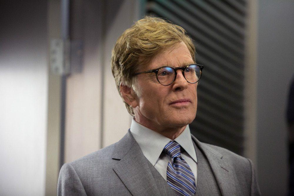 Robert Redford as Alexander Pierce