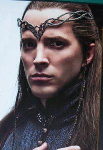 McKenzie as Lindir
