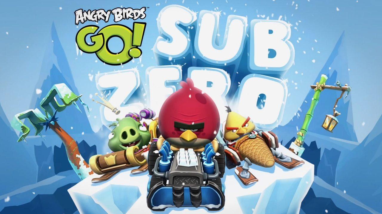 Angry Birds Sub Zero