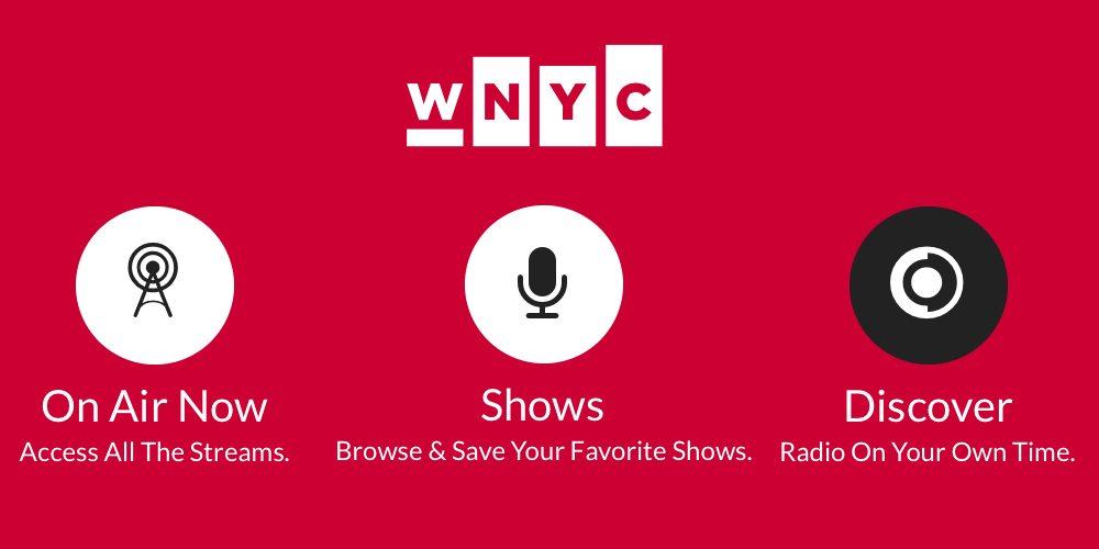 WNYC App