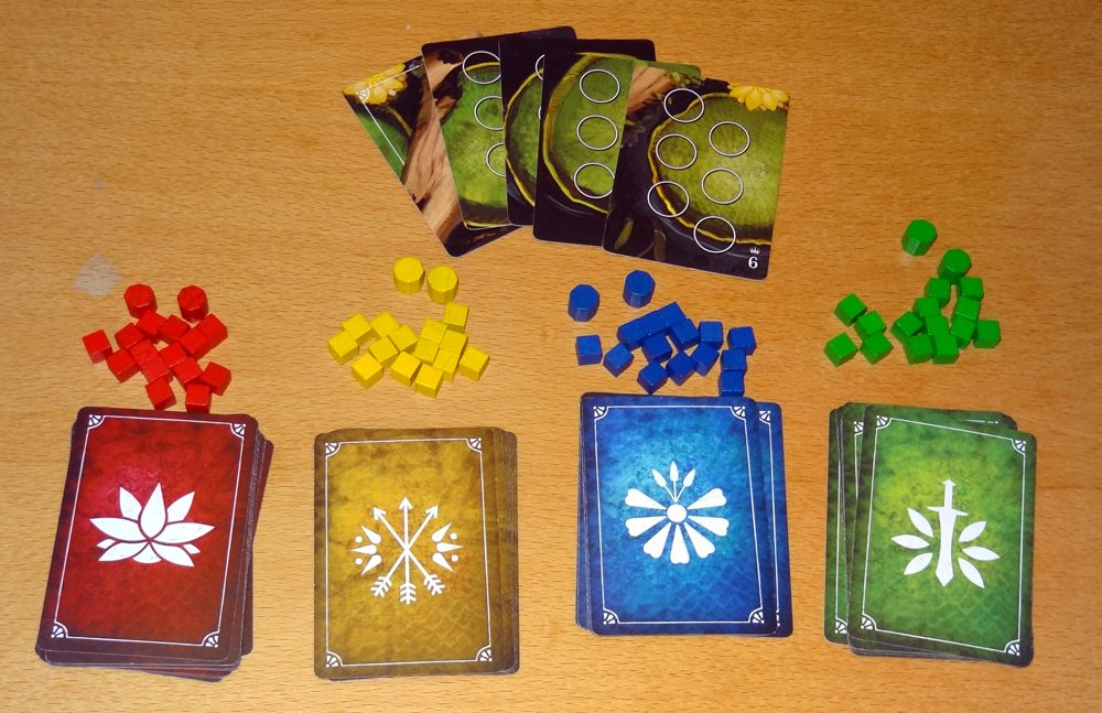 Bullfrogs components